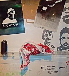 Syrian Stencils