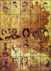 Collage 2 (Grunge & Materials texture)