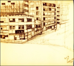 South Shinjuku, Tokyo (2006)