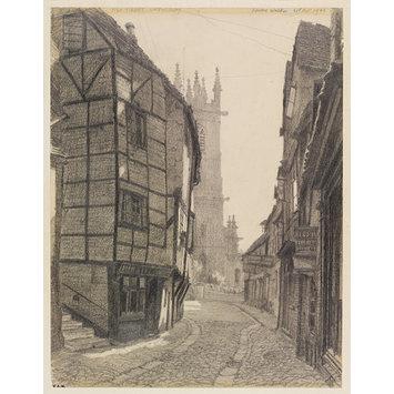 Fish Street, Shrewsbury