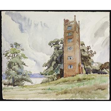 Freston Tower, Suffolk